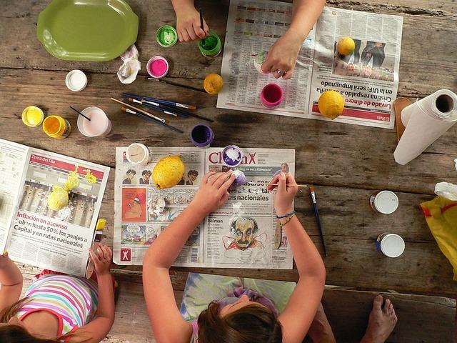 PLASTOLUDKI – kółko plastyczne dla dzieci (6-9 lat)