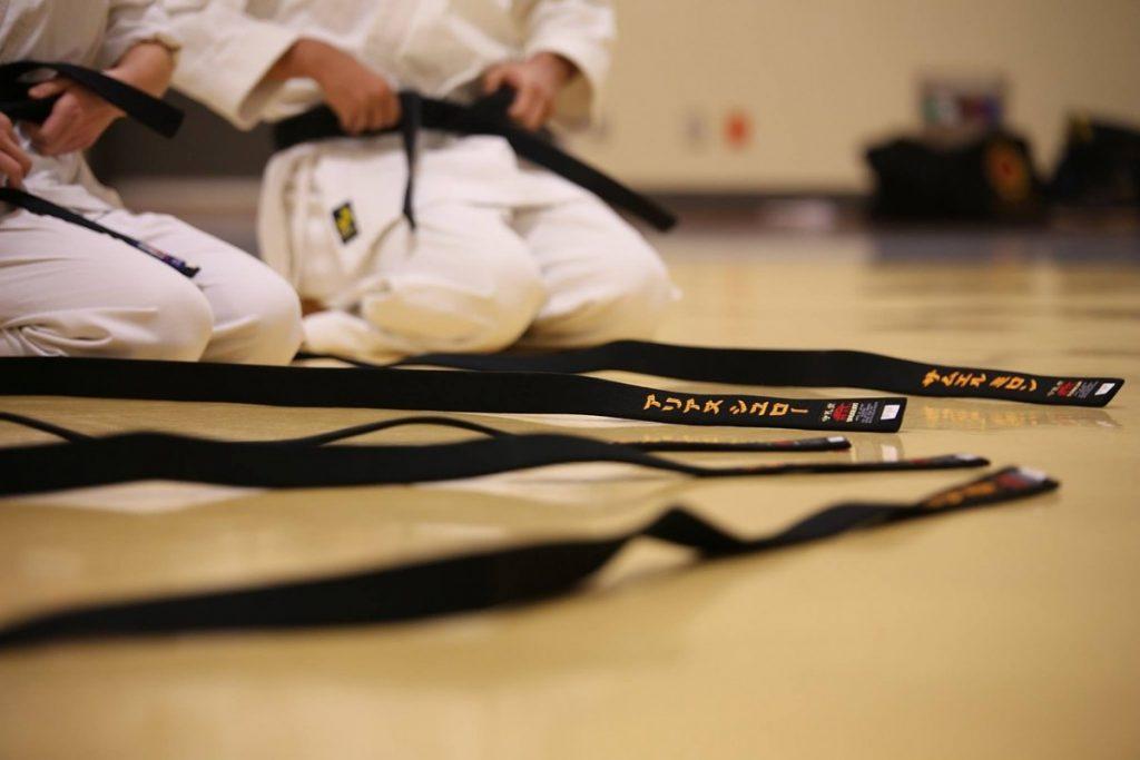 Karate – poziom średniozaawansowany