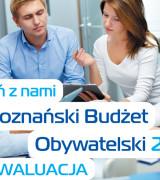 Poznański Budżet Obywatelski – ewaluacja