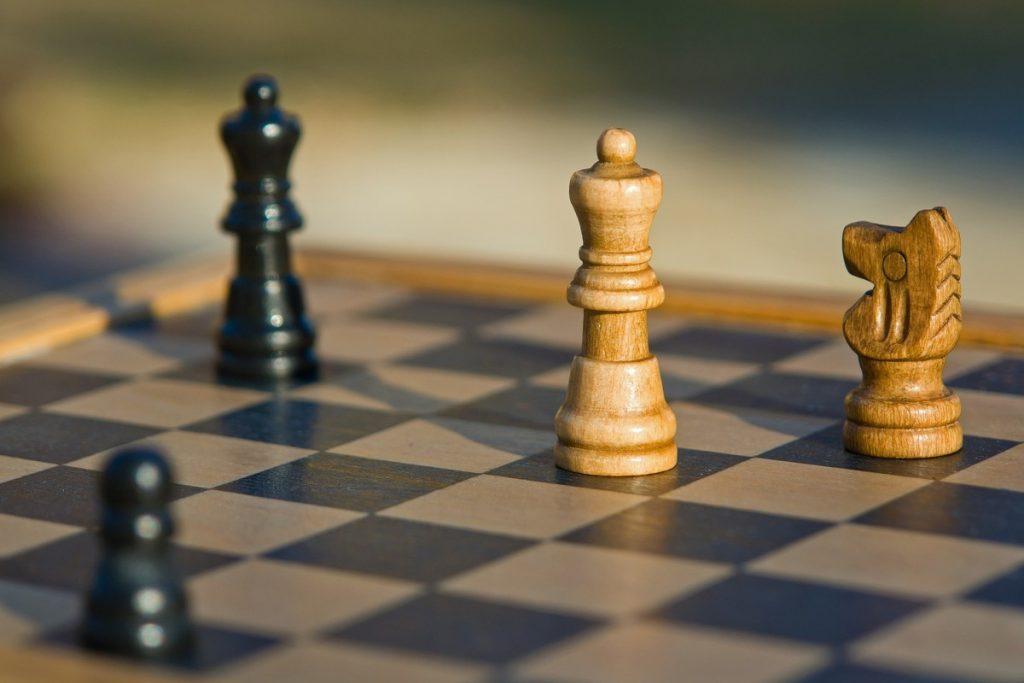 Zajęcia szachowe dla przedszkolaków