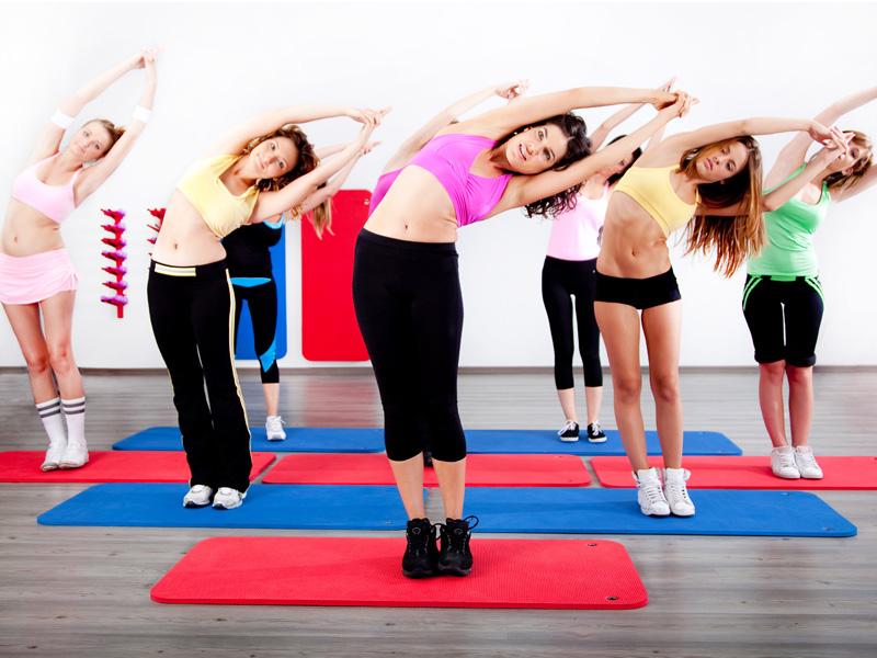 Gimnastyka rekreacyjna,