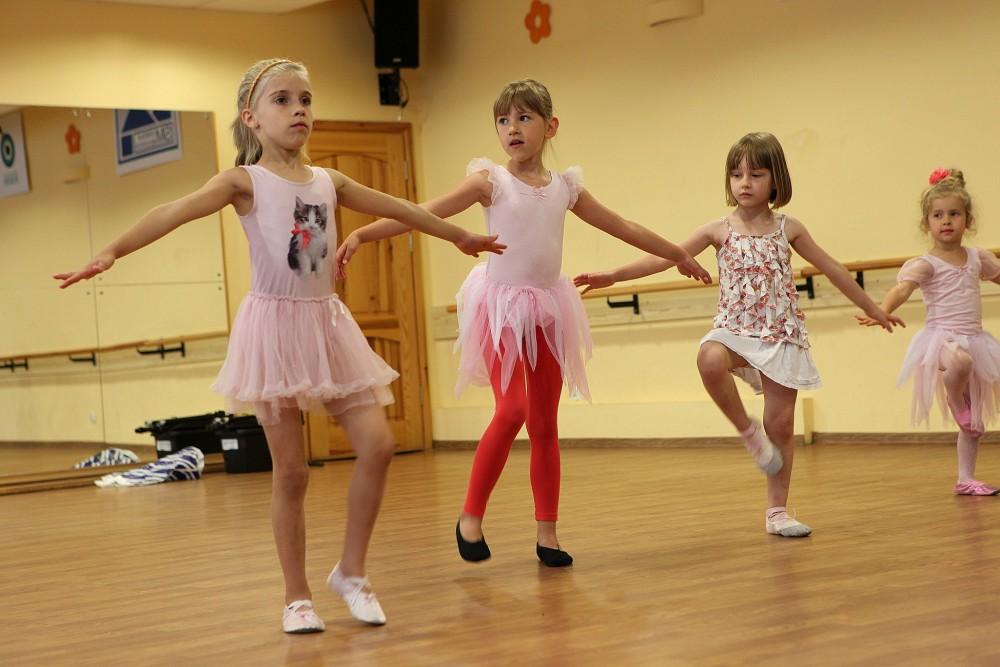 Zajęcia taneczne TIP-TOP