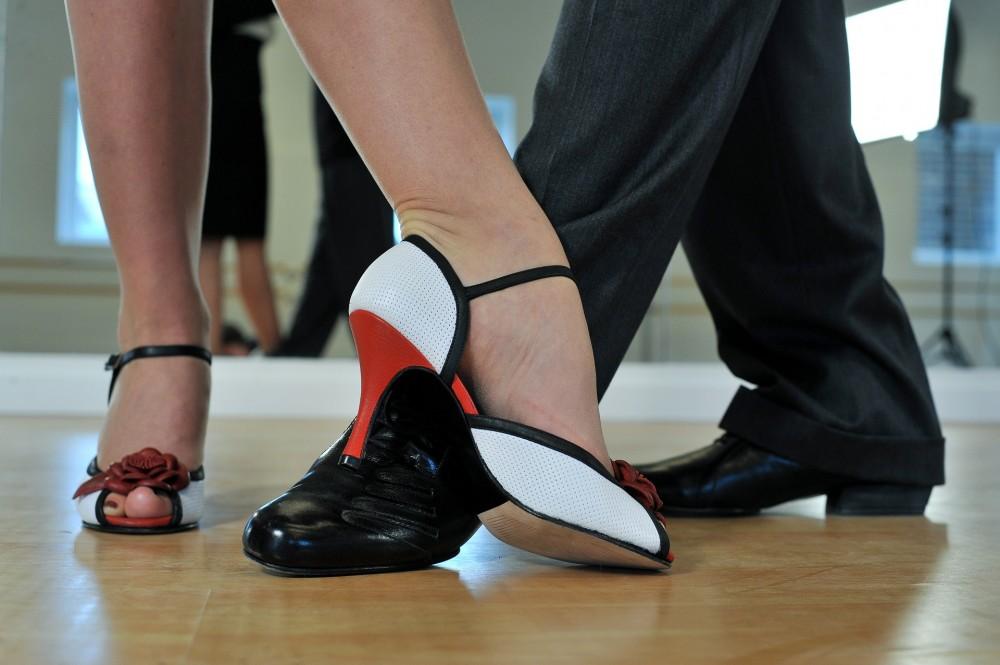 Taniec towarzyski / Tango argentino