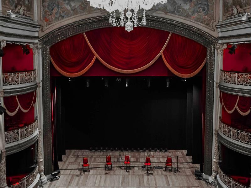 Sekcja teatralna