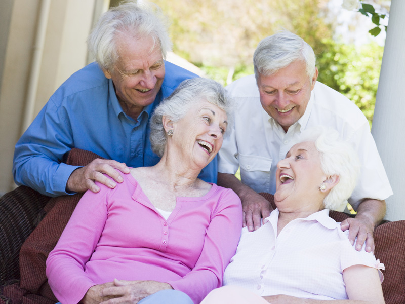 Grupa seniorów I