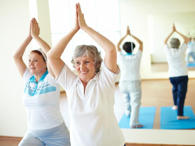 Gimnastyka usprawniająca dla seniorów