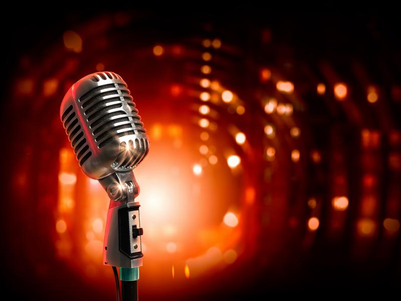Studio piosenki – sekcja wokalna