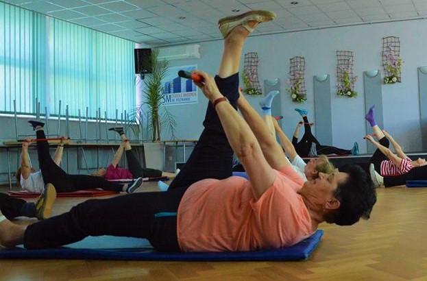 Gimnastyka rekreacyjna