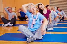Gimnastyka dla pań – zajęcia rozpoczęły się 13 września.