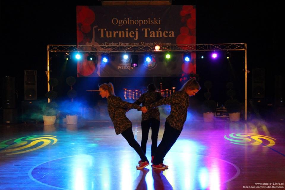 Formacja taneczna INFINITE GROOVE