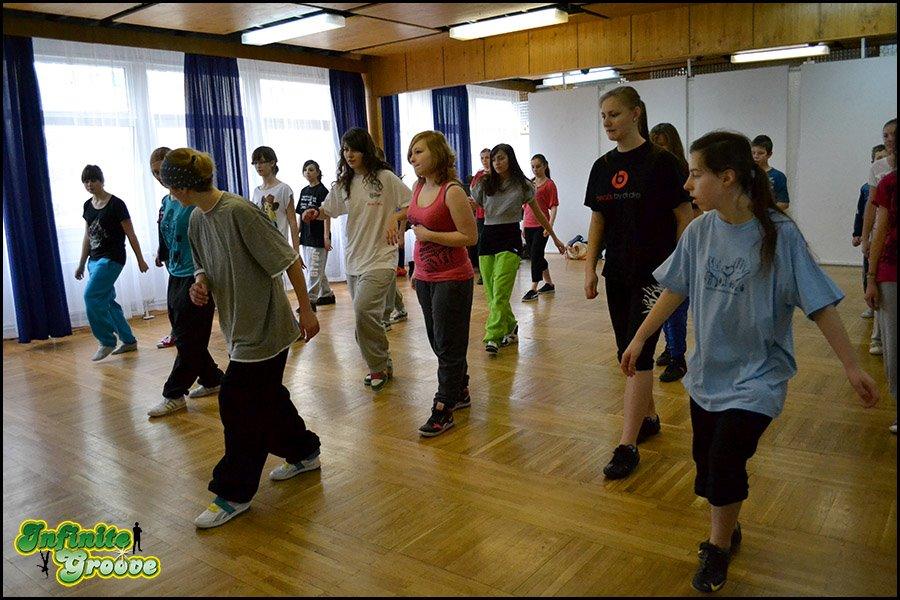 STREET DANCE dla młodzieży