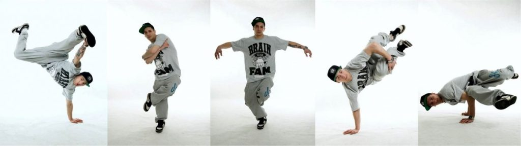 Zajęcia taneczne hip- hop