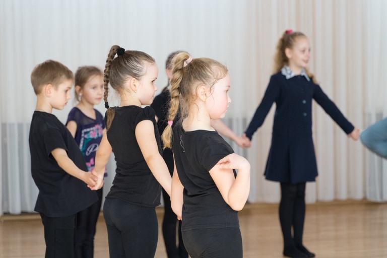 Zespół taneczny ZUMBA KIDS