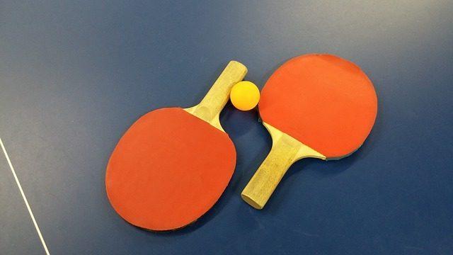 Tenis stołowy dla seniorów
