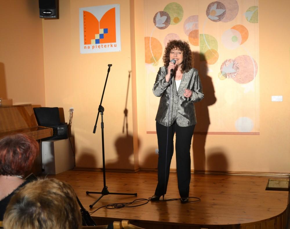 """Koncert Anny Pietrzak """"Piosenki o życiu, miłości i szczęściu"""""""