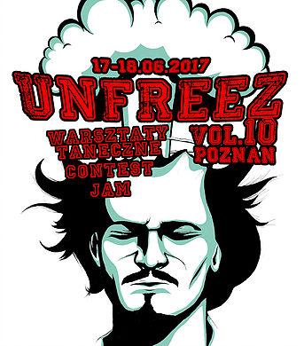 JAM, contest & warsztaty taneczne UNFREEZE vol. 10