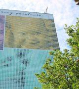 """Otwarcie muralu """"Łączy pokolenia"""""""