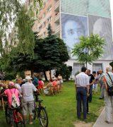 Ratajski mural połączył pokolenia