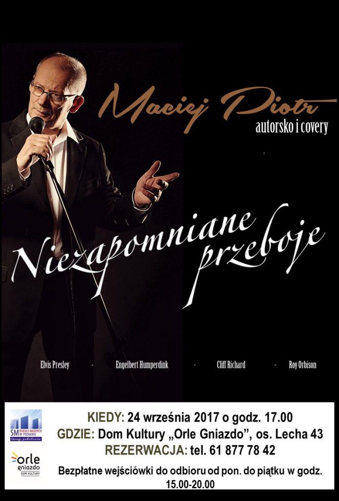Wywiad z artystą poznańskim Maciejem Piotrem