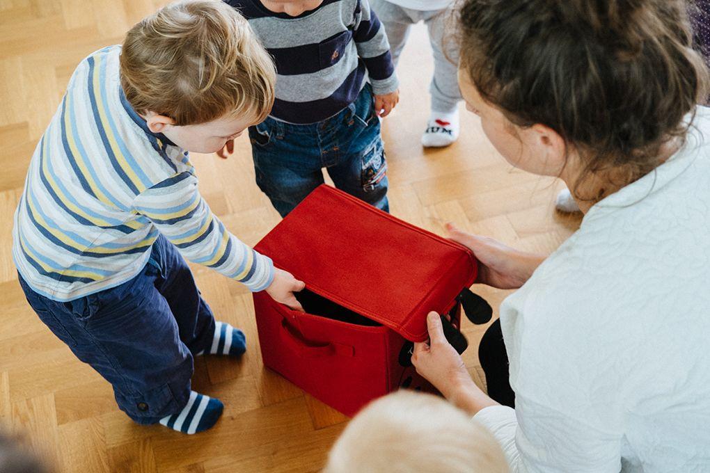 Hulajnogi – zajęcia dla dzieci w wieku 2-4 lata