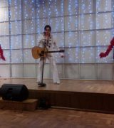 Koncert Andrzejkowy z Elvisem Presleyem