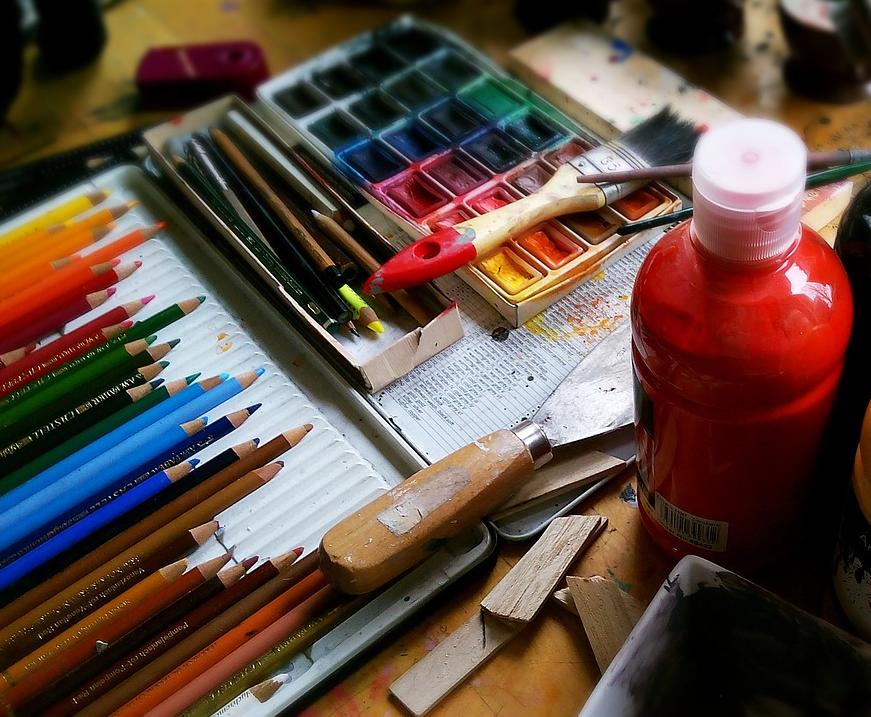 Pracownia artystyczna rysunku i malarstwa dla dzieci i młodzieży
