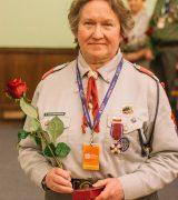 Srebrny Krzyż Zasługi dla Małgorzaty Marcinkowskiej
