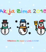Akcja Zima 2018. Poznaj program półkolonii!