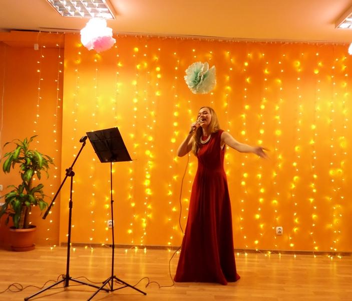 Koncert Marty Grabowskiej z okazji Dnia Kobiet