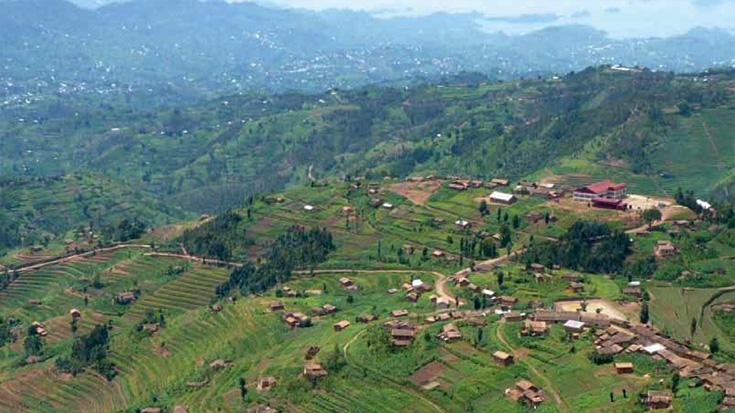 """Spotkanie z podróżnikiem: """"Rwanda-Uganda""""."""
