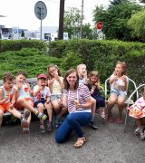 Zakończenie sezonu kulturalnego dla dzieci w Cybince!