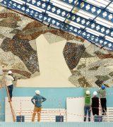 Mozaika z pamięci na os. Piastowskim: finał