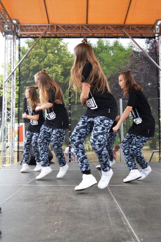 Zespół tańca współczesnego FART CREW