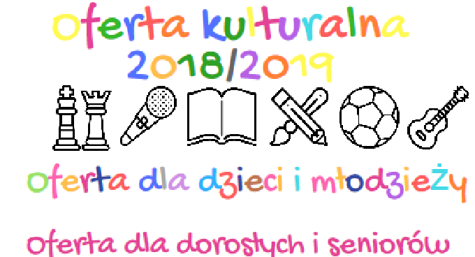 """Informacja o zajęciach w Klubie """"Cybinka"""""""