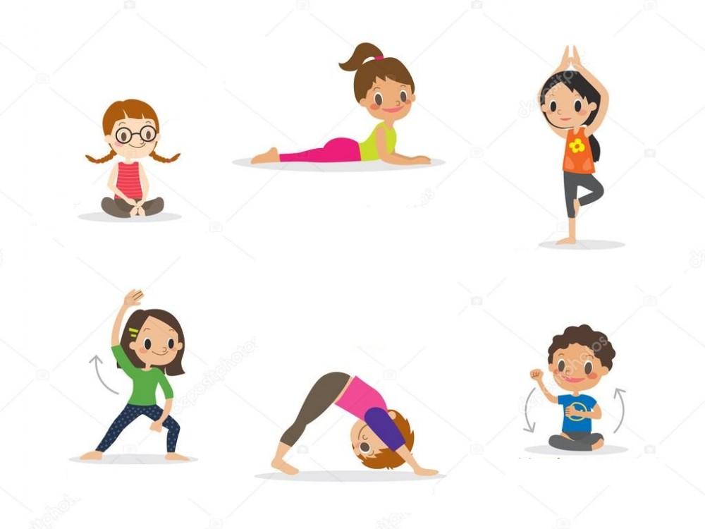 Yoga dla dzieci (od 4 l)