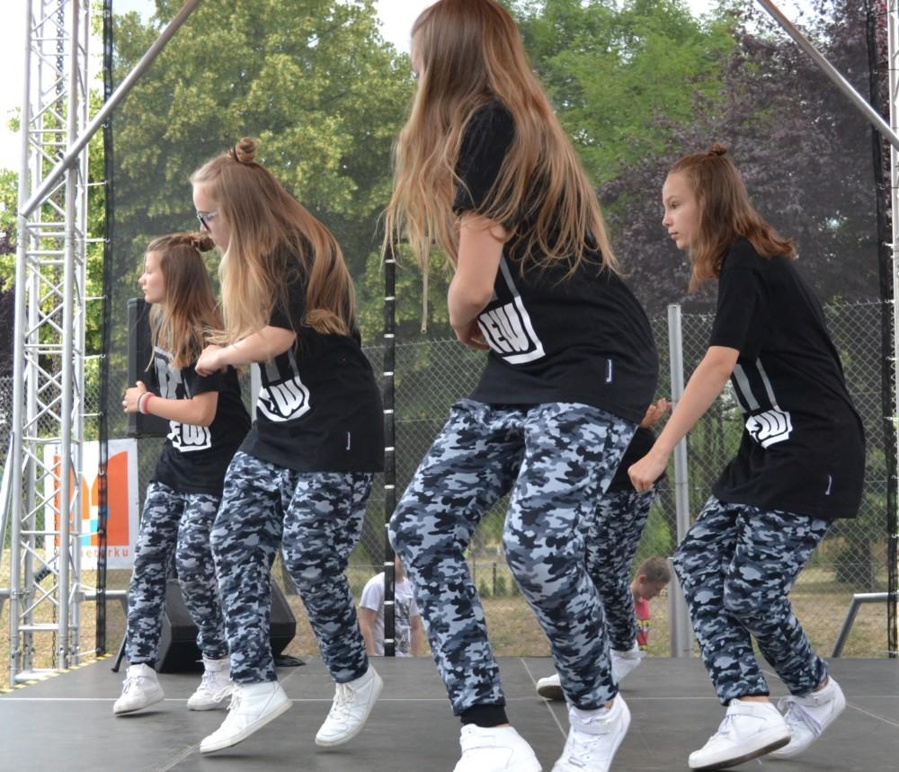 Zespół tańca współczesnego FRT CREW