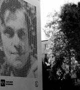 Pamięć o Krystynie Feldman. Mural odsłonięty