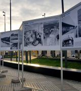 Plenerowa wystawa fotograficzna Rataj