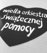 """Oficjalne stanowisko Sztabu WOŚP 4223 przy SM """"Osiedle Młodych"""" w Poznaniu"""