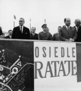 53 lata temu wmurowano kamień węgielny pod pierwsze ratajskie bloki