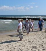 Wypoczynek seniorów nad morzem w Dźwirzynie