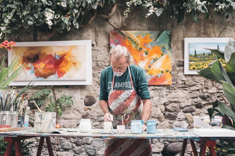 Rysunek i malarstwo dla seniorów