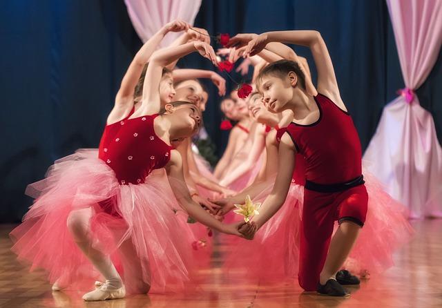 Balet dla dzieci 6-8 l.