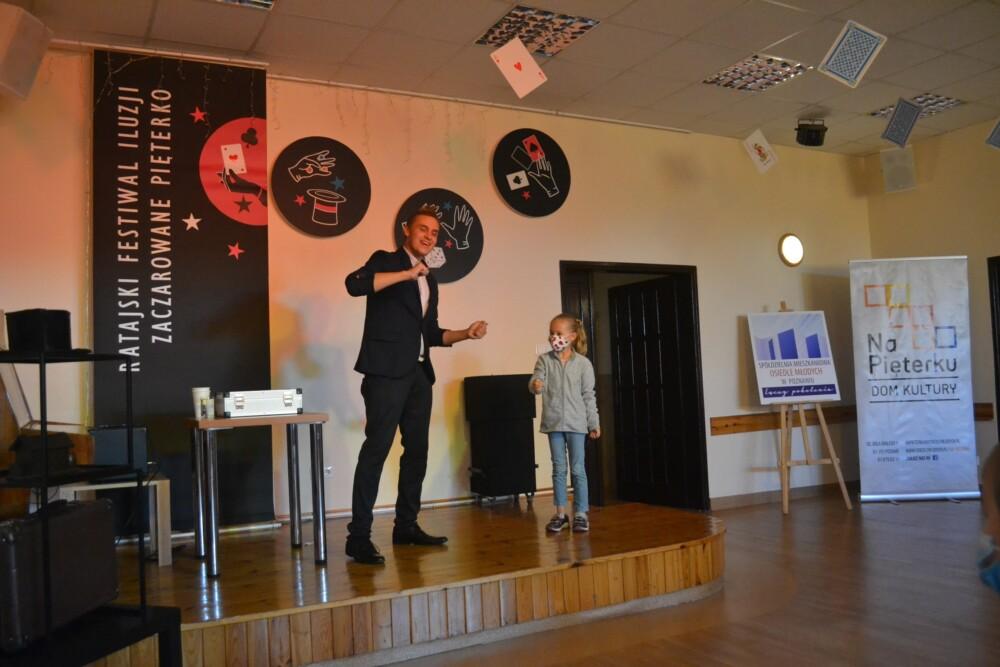 III Festiwal Iluzji dla Dzieci