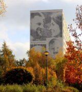 """Mural """"Łączy pokolenia"""" wyróżniony"""