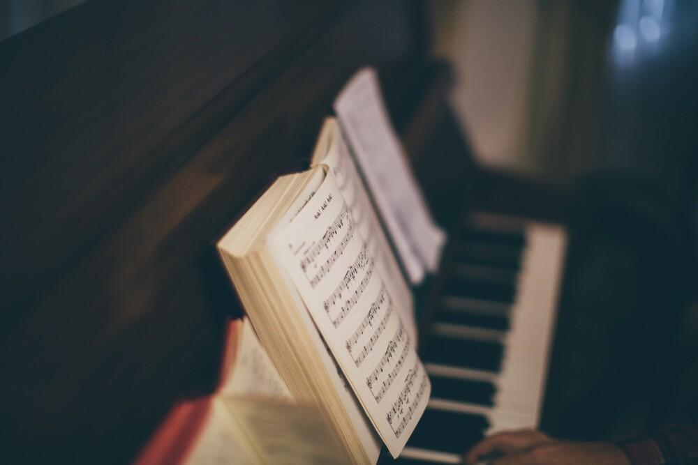 Próba chóru Bel Canto